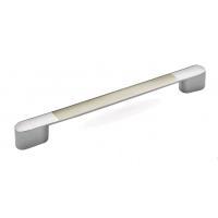 Ручка мебельная Берфино 088 матовый хром 160-192 мм